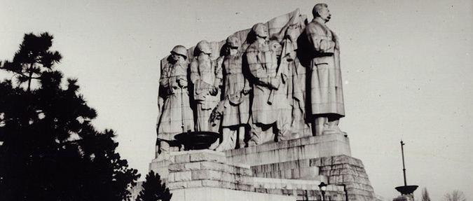 Stalin Monument (Prague) Monumental Downfall Prague Czech Republic