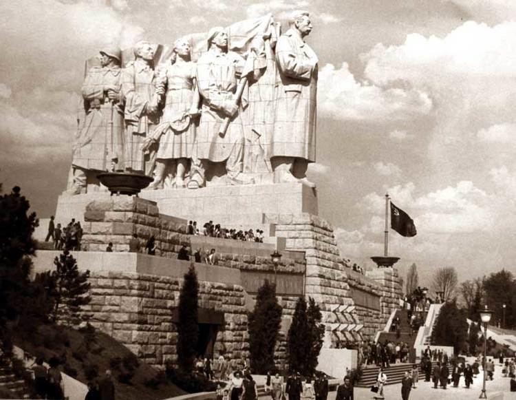 Stalin Monument (Prague) Top 10 strangest statues in Prague Prague Post Magazine