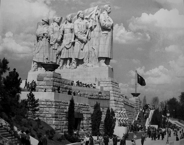 Stalin Monument (Prague) Communistalgia Next Stop World