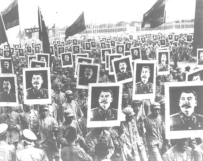 Stalin's cult of personality