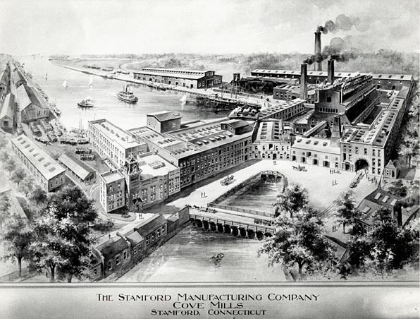Stamford, Connecticut in the past, History of Stamford, Connecticut
