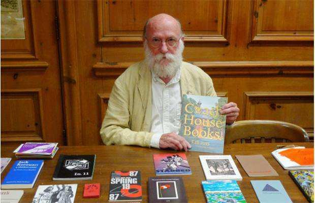 Stan Bevington Hingston Stan Bevingtons Coach House Press gift brings pristine