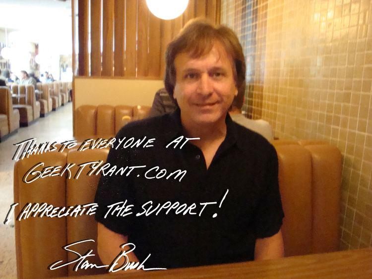 Stan Bush Interview Stan Bush singersongwriter of quotThe Touch