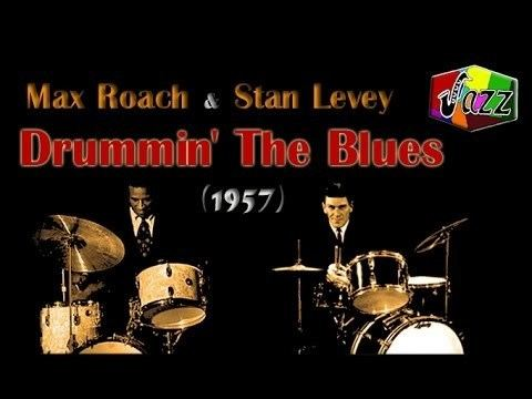 Stan Levey Max Roach Stan Levey Drummin The Blues 1957 YouTube
