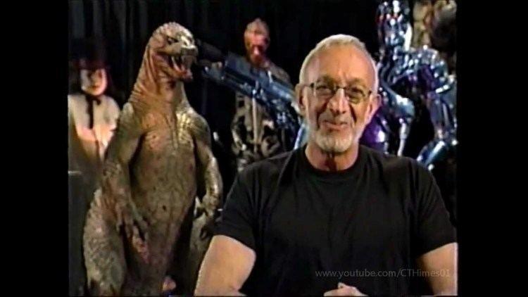 Stan Winston Stan Winston hosts quotRodanquot on AMC EFX YouTube