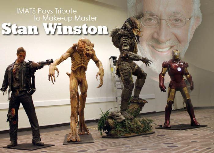 Stan Winston Winston39s Movie Creatures Displayed at International Make