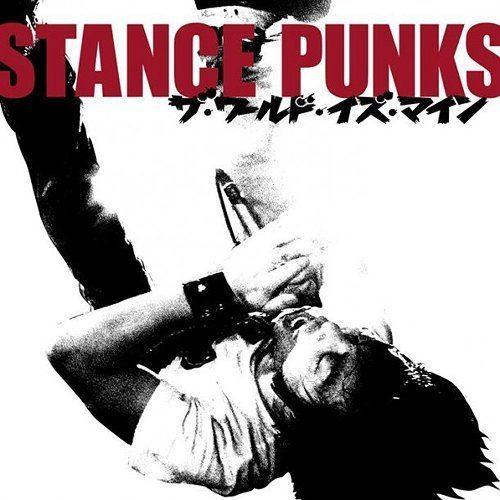 Stance Punks CDJapan The World Is Mine STANCE PUNKS CD Album