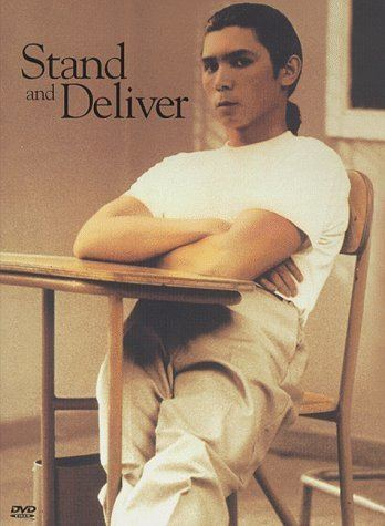 Stand and Deliver Amazoncom Stand and Deliver Edward James Olmos Estelle Harris