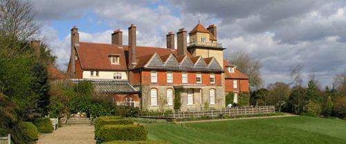 Standen Standen House and Gardens West Sussex