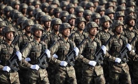Standing army Top 10 Largest Armies In The World