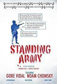 Standing army Standing Army 2010 IMDb