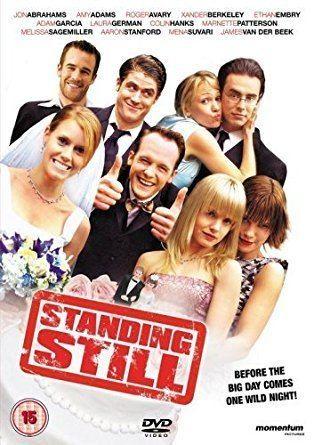 Standing Still (film) Standing Still DVD Amazoncouk Jon Abrahams Amy Adams Xander