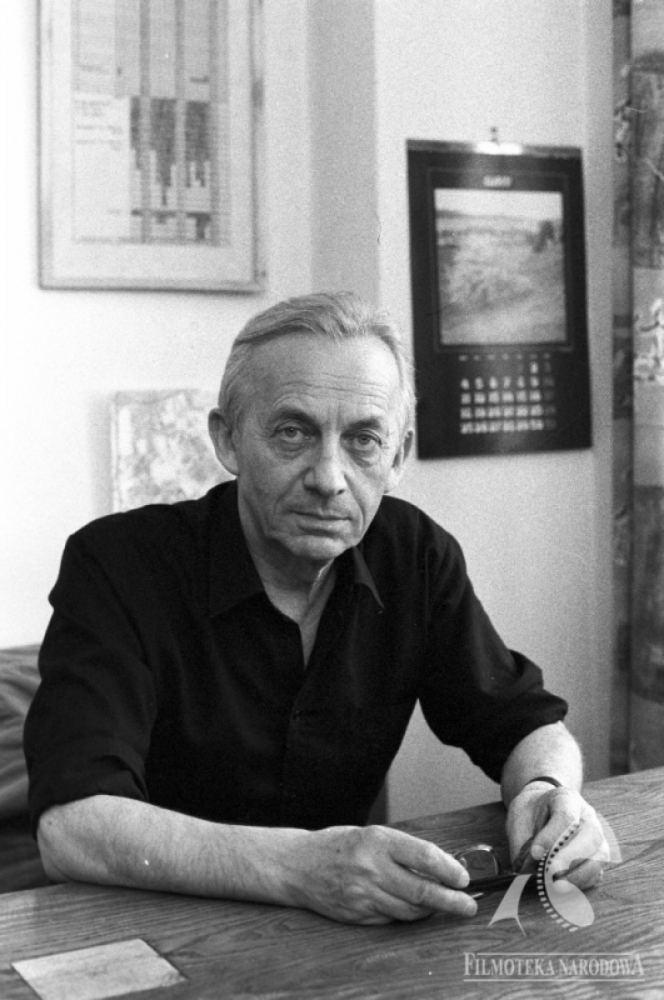 Stanisław Różewicz HISTORIA POLSKIEGO FILMU REYSERZY AKADEMIA POLSKIEGO FILMU
