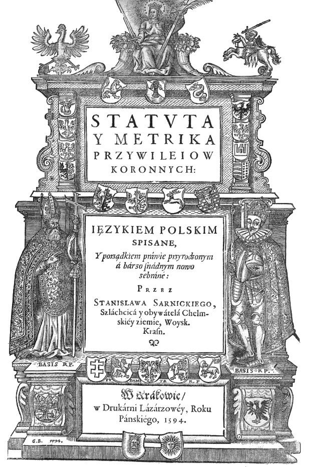 Stanislaw Sarnicki