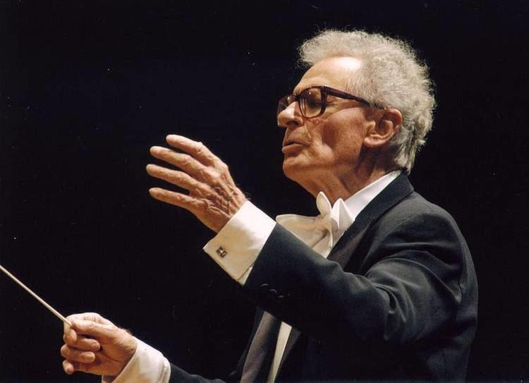 Stanisław Skrowaczewski Stanislaw Skrowaczewski Minnesota Orchestra39s conductor laureate
