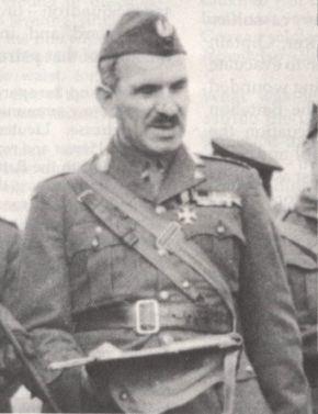 Stanisław Sosabowski MajorGeneral Stanislaw Sosabowski