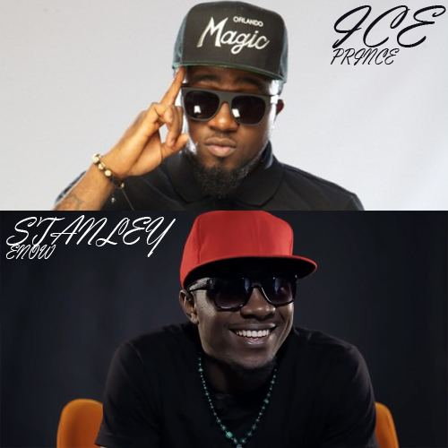 Stanley Enow Collabo Ice Prince Zamani Confirms Collabo with Stanley