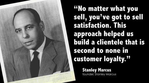 Stanley Marcus Stanley Marcus Quotes QuotesGram