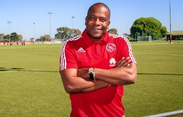 Stanley Menzo Stanley Menzo named Ajax Cape Town coach