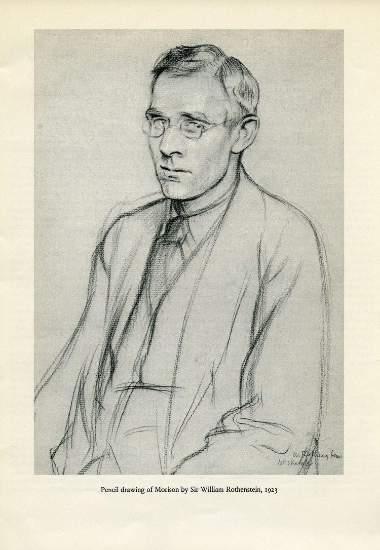 Stanley Morison Times New Roman by Stanley Morison bientt suite et fin