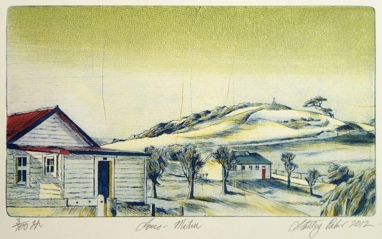 Stanley Palmer Stanley Palmer Solander Works on Paper Art Gallery