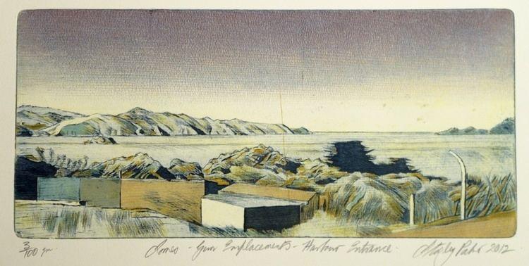 Stanley Palmer (artist) Stanley Palmer Solander Works on Paper Art Gallery