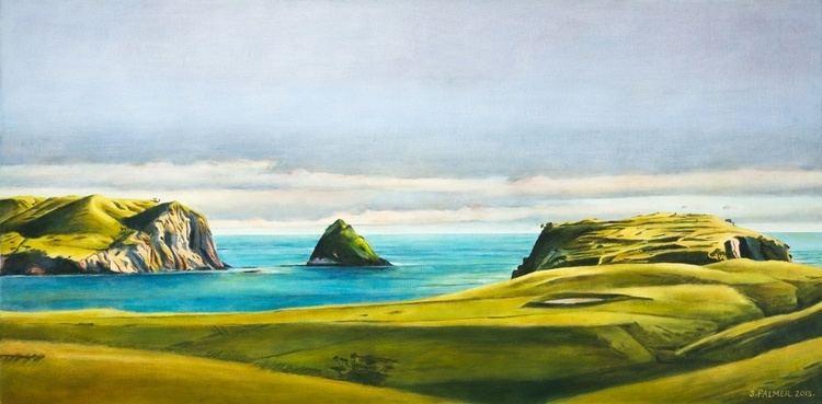 Stanley Palmer (artist) Melanie Roger Gallery Stanley Palmer Coralie Bay Motu