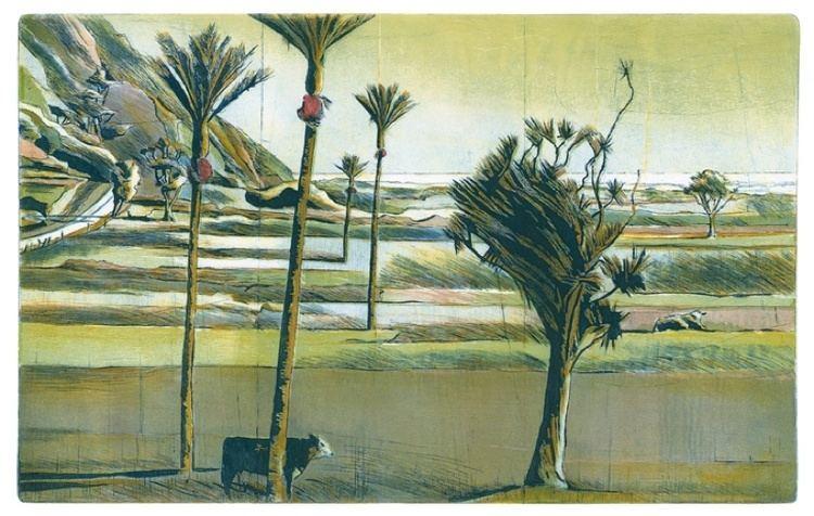 Stanley Palmer (artist) solandergalleryconzfilesprintsKarameajpg