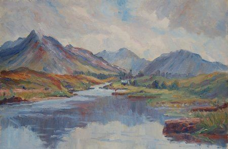 Stanley Pettigrew Irish Art Sales Stanley Pettigrew MilmoPenny Fine Art