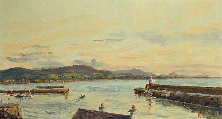 Stanley Pettigrew Stanley Pettigrew Works on Sale at Auction Biography