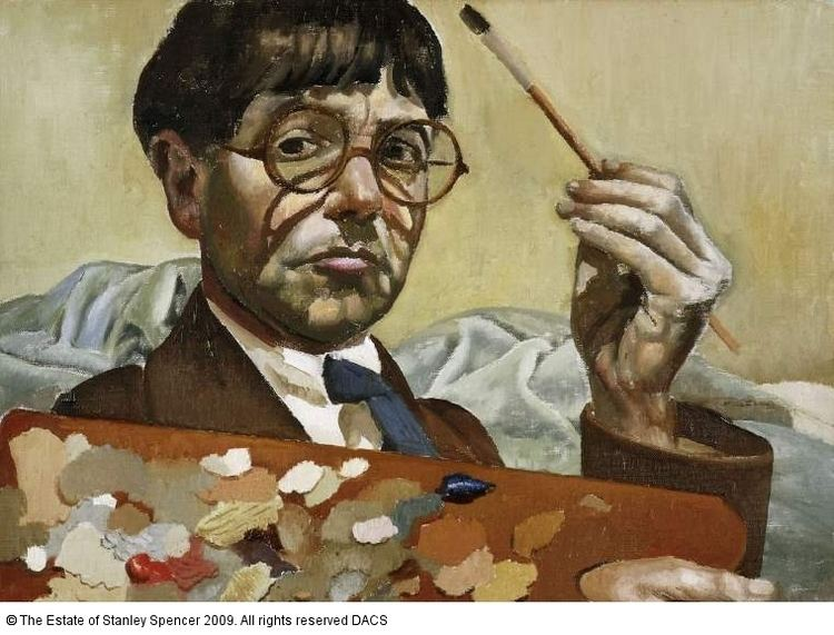 Stanley Spencer The Fitzwilliam Museum A Century of Giving Introduction