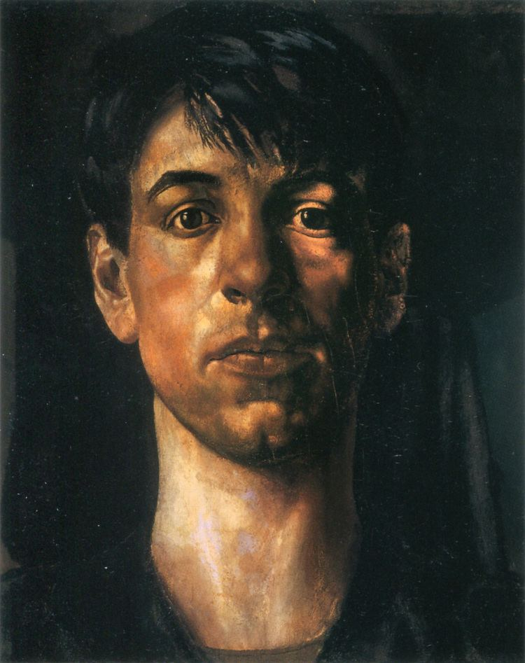 Stanley Spencer Stanley Spencer Wikipedia the free encyclopedia