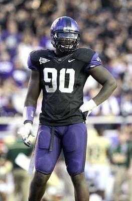 Stansly Maponga Why TCU defensive end Stansly Maponga had to leave The