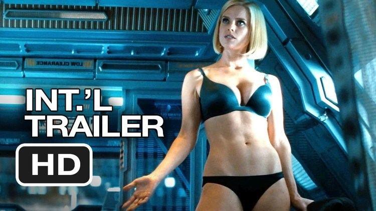 Star Trek movie scenes Star Trek Into Darkness Official International Trailer 1 2013 JJ Abrams Movie HD