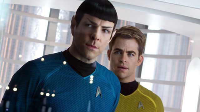 Star Trek movie scenes Movie Review Star Trek Into Darkness Doesn t Feel Like Star Trek ABC News