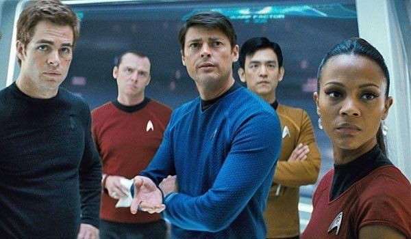 Star Trek movie scenes star trek movie