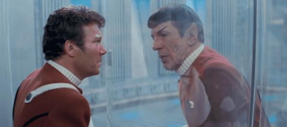 Star Trek movie scenes  Don t grieve Admiral Paramount Pictures Star Trek