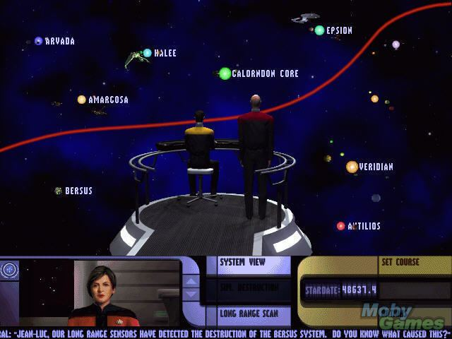Star Trek Generations (video game) Your top 10 Star Trek games The Trek BBS