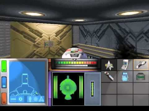 Star Trek Generations (video game) Star Trek Generations Mission 01 The Amargosa Solar Observatory