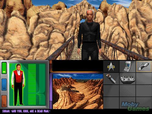 Star Trek Generations (video game) Star Trek images Star Trek Generations video game wallpaper and