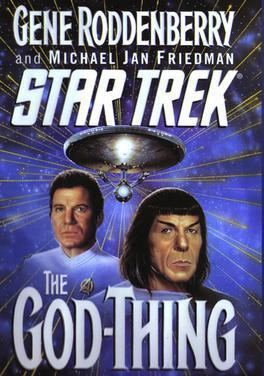 Star Trek: The God Thing movie poster