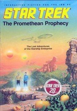 Star Trek: The Promethean Prophecy httpsuploadwikimediaorgwikipediaenthumbc