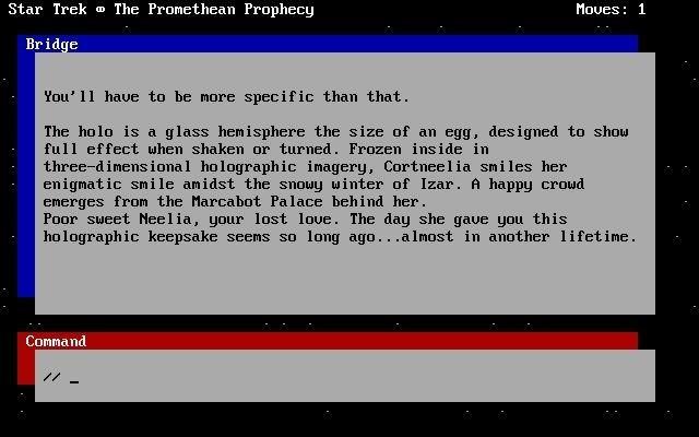 Star Trek: The Promethean Prophecy Download Star Trek the promethean prophecy adventure retro game