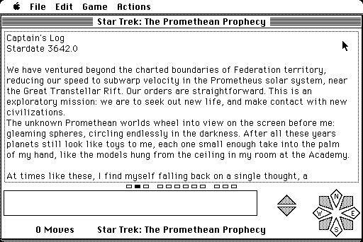 Star Trek: The Promethean Prophecy Download Star Trek The Promethean Prophecy My Abandonware