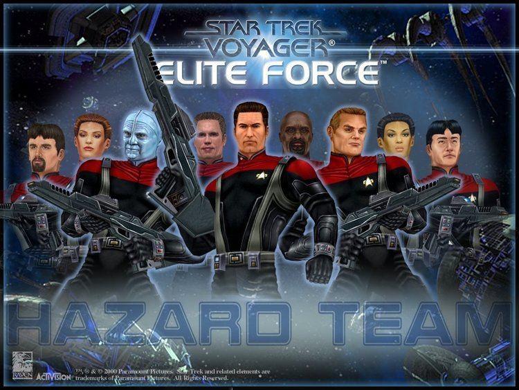 Star Trek: Voyager – Elite Force Star Trek Voyager Elite Force official Patch 12 file Mod DB