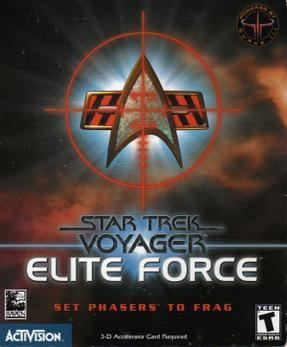 Star Trek: Voyager – Elite Force Star Trek Voyager Elite Force Wikipedia