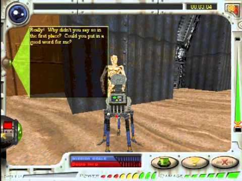 Star Wars: Droid Works Let39s Play Star Wars Droidworks Salvage Yard 01 YouTube