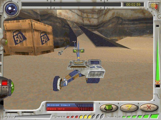 Star Wars: Droid Works Star Wars Droid Works Windows Games Downloads The Iso Zone