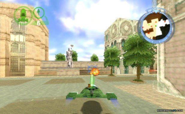 Star Wars Episode I: Battle for Naboo Star Wars Episode I Battle for NabooScreenshots N64 Nintendo 64