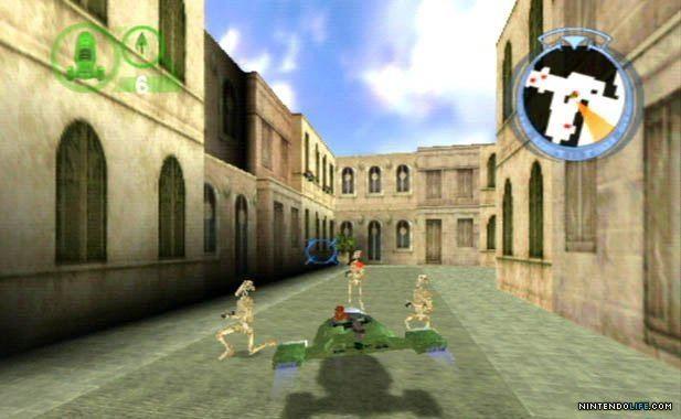 Star Wars Episode I: Battle for Naboo Star Wars Episode I Battle for Naboo Review N64 Nintendo Life